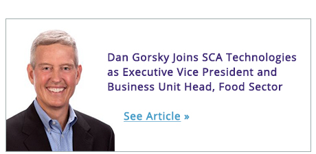 Dan Gorsky Joins SCA Tech as Executive Vice President and Business Unit Head